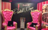 Pink Lady Pop Up Salon Coachella Gifting Suite