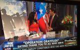 Pilot Operation Gratitude On Fox and Friends Fleet Week