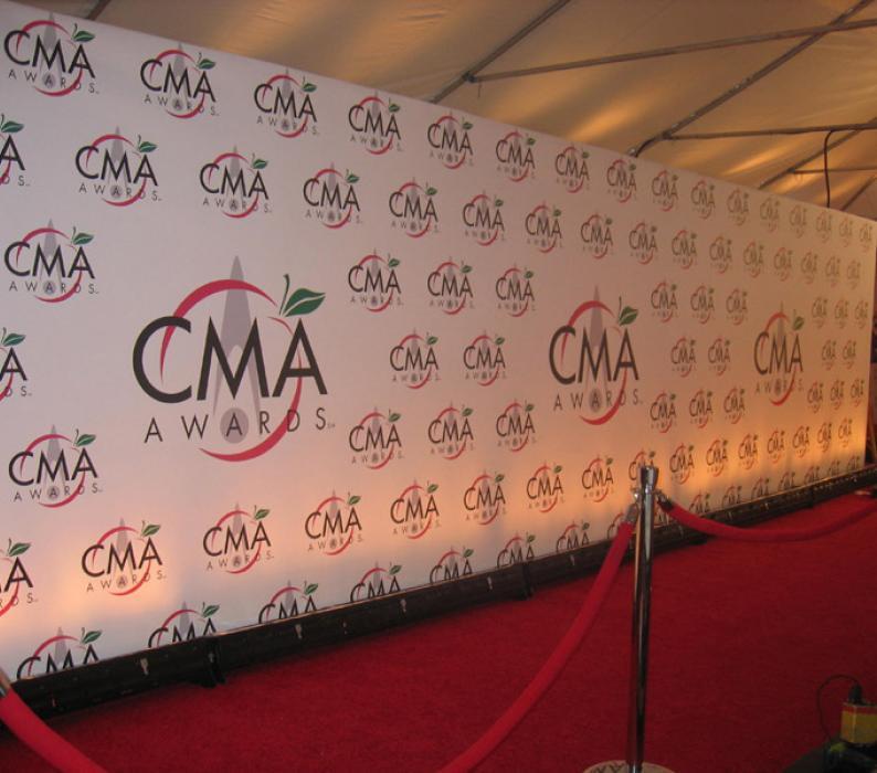 Arrivals CMT Awards