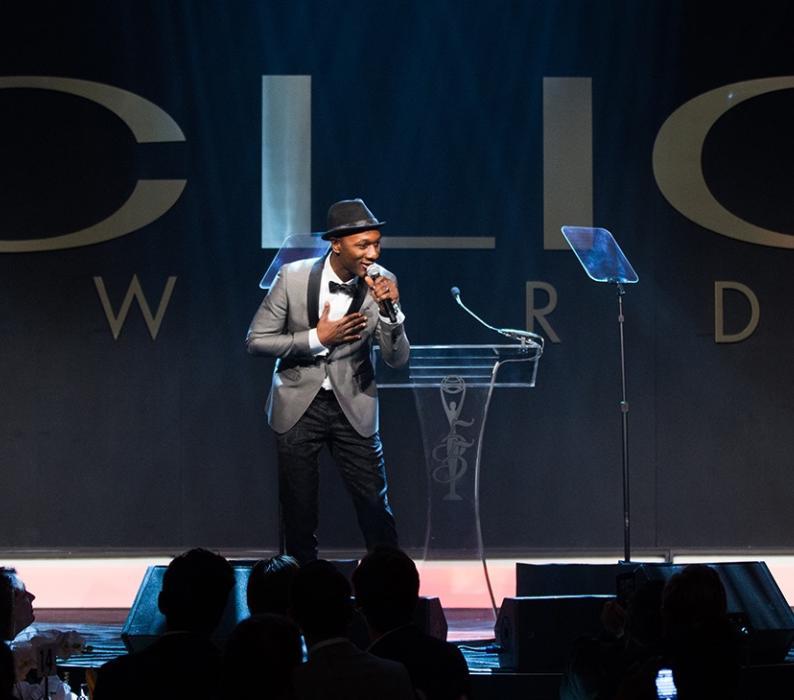 Clio Awards Main Stage