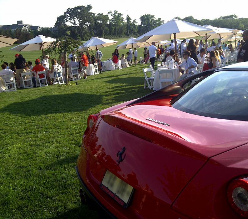 Polo and Ferrari