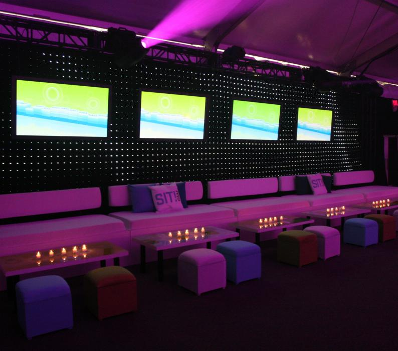 VIP Plasma Lounge Lincoln Center