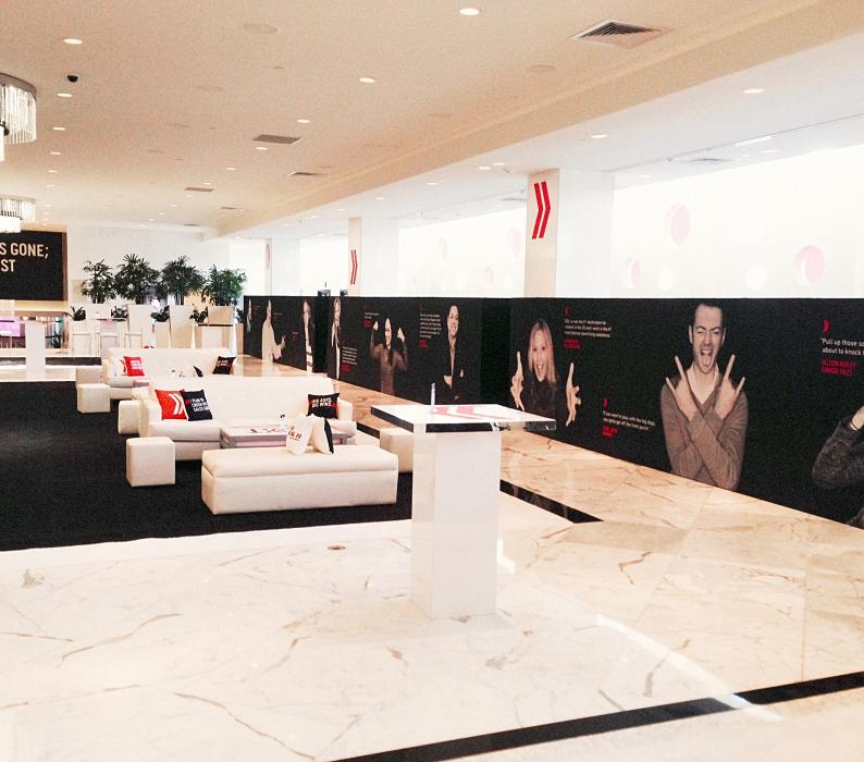 AOL Lounge at The Fontainebleau
