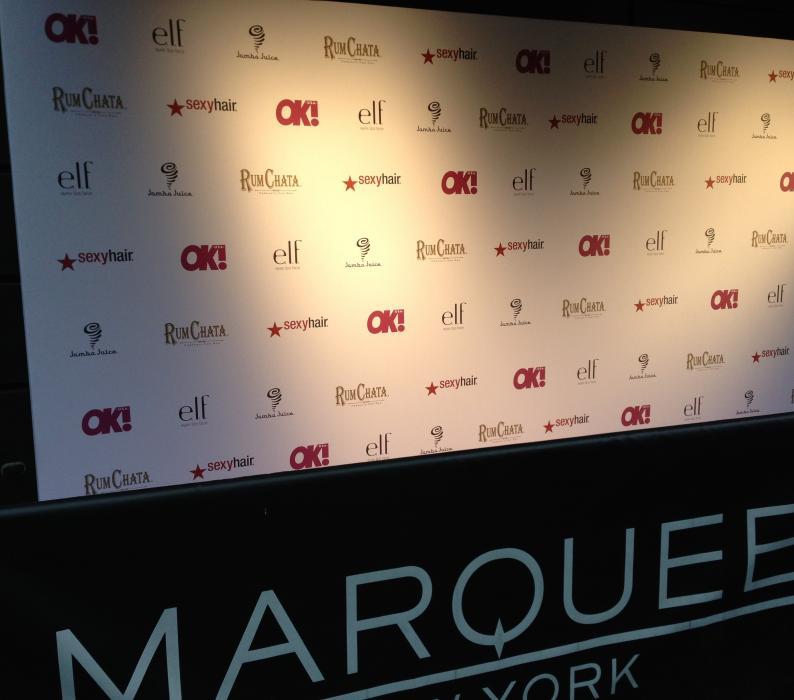 OK Magazine Arrivals Marquee Club NY