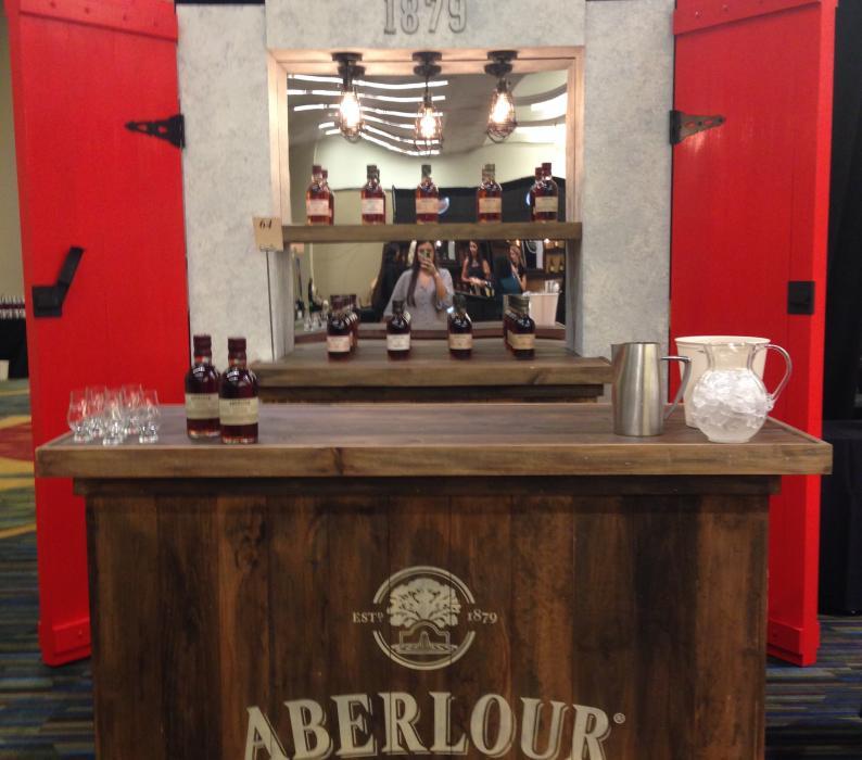 Aberlour Pop Up Bar