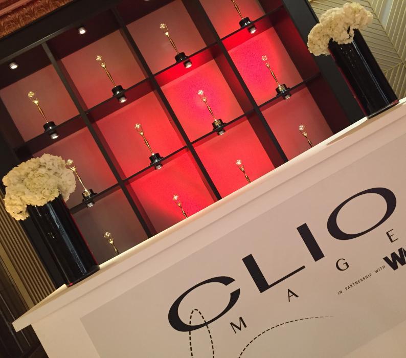 Clio Trophy Bar