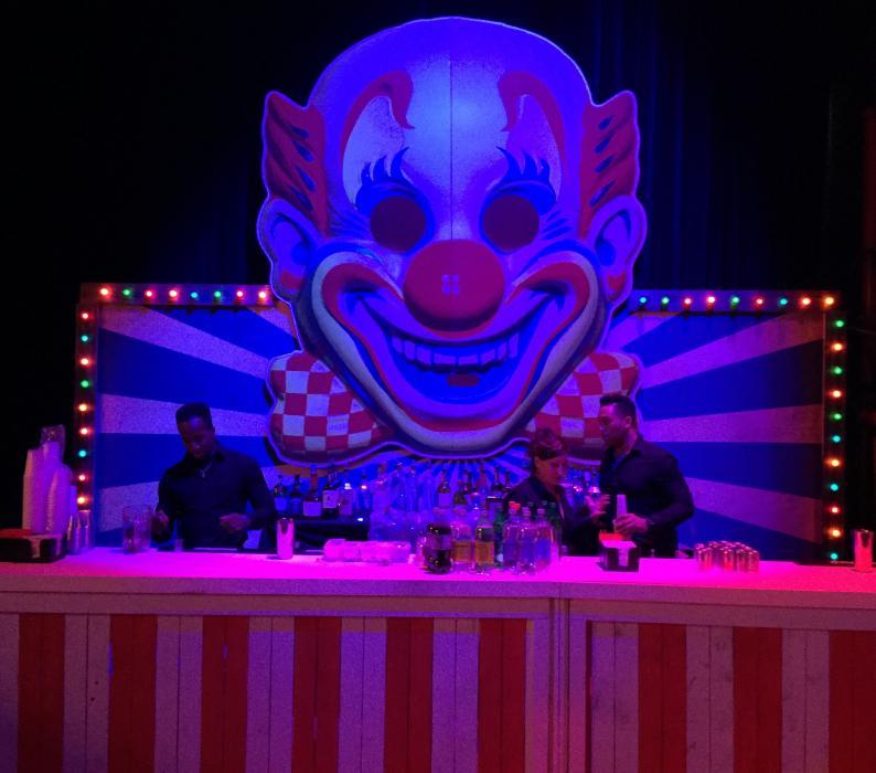 VIP Room Weworks Midnight Circus