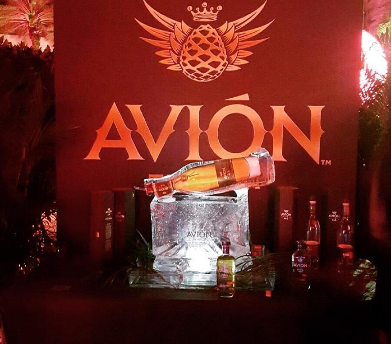 Avion Tequila VIP Lounge