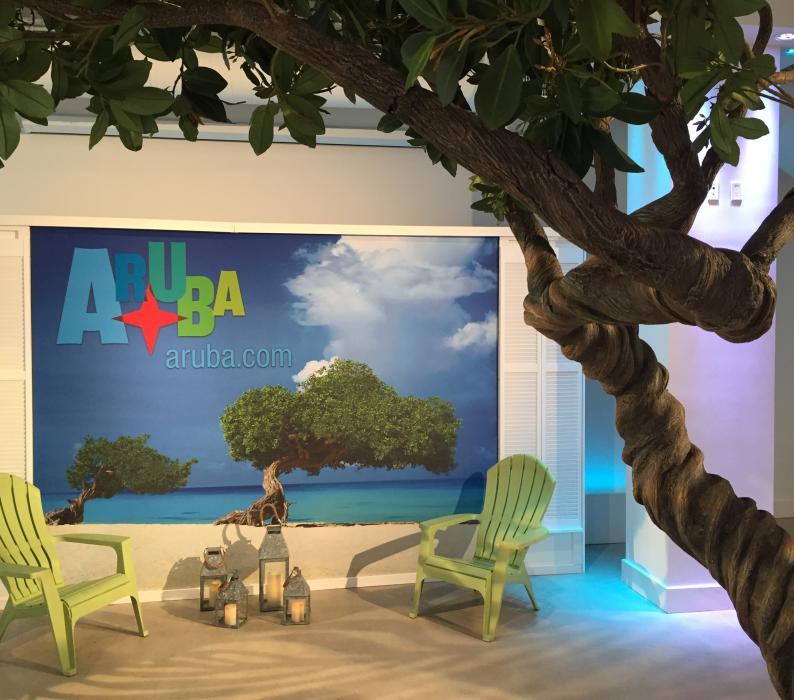 "Aruba ""One Happy Island"""
