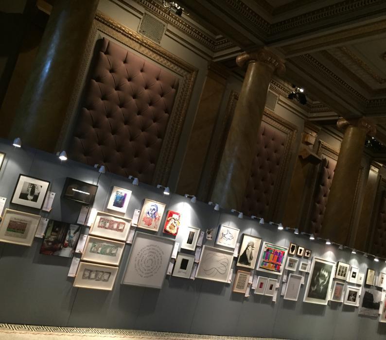 Bomb Gala Art Gallery Walls Capita
