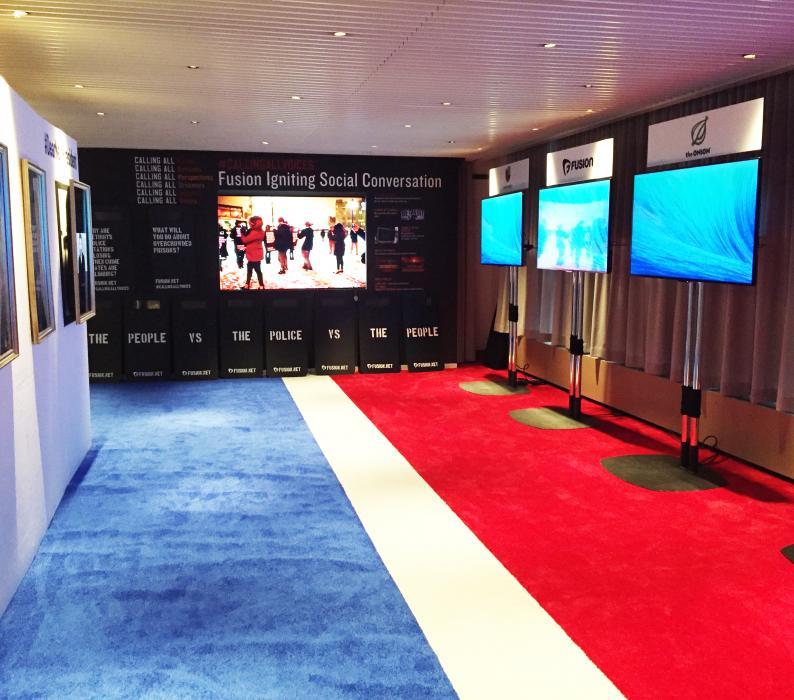 Univision Network Display