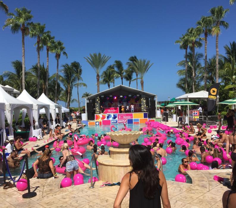 DJ's @ PJ's Pool Party South Beach
