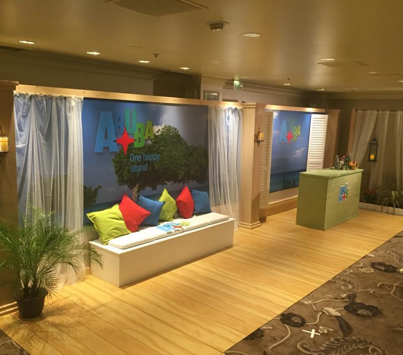 Aruba Emmy Award Lounge