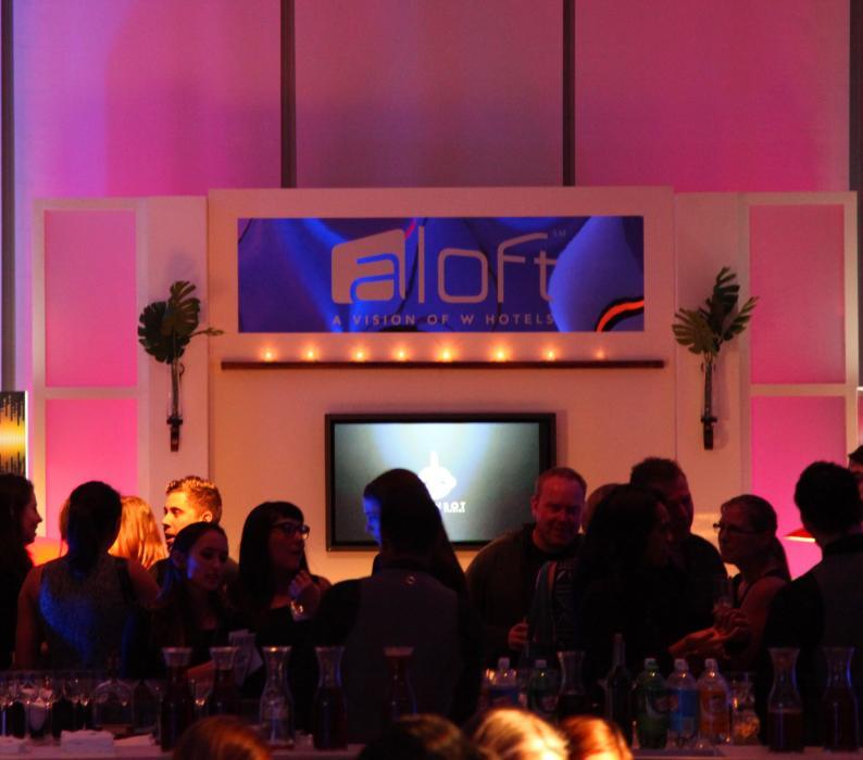 A-loft Sponsor Lounge