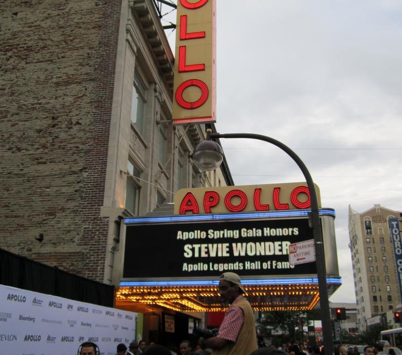 Apollo Theater Spring Gala Arrivals