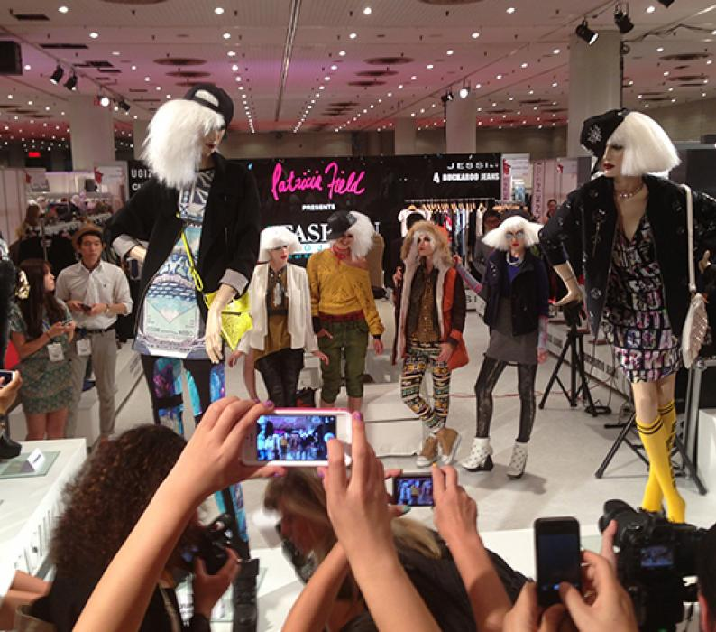 Patricia Fields at K-Fashion Project for H Devinn Visuals