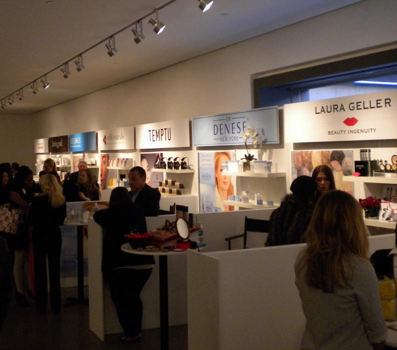 QVC Beauty and Cosmetics Press Event