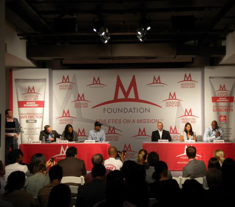 Mission Press Conference