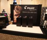 Pilot Pen Fashion Week style lounge
