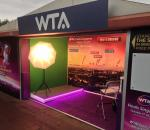 Womans Tennis Association At the US Open