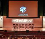 Fast Company Innovation Festival Stage Set