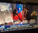 Pilot Operation Gratitude On Fox and Friends Fleet Week